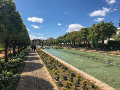 i_giardini_dell_alcazar_di_cordoba