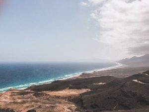 playa de barlovento è una delle spiagge più selvagge di fuerteventura