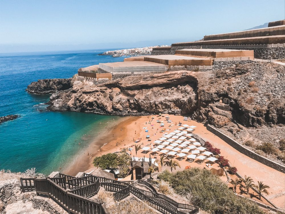 Playa de Abama è il gioiello nascosto di Tenerife