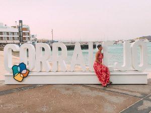 Corralejo è uno dei centri più interessanti di Fuerteventura