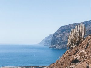 Los Gigantes di Tenerife, i muri del Diavolo