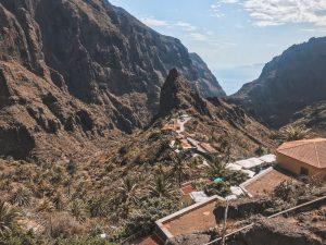 il villaggio di Masca è uno dei più suggestivi di Tenerife
