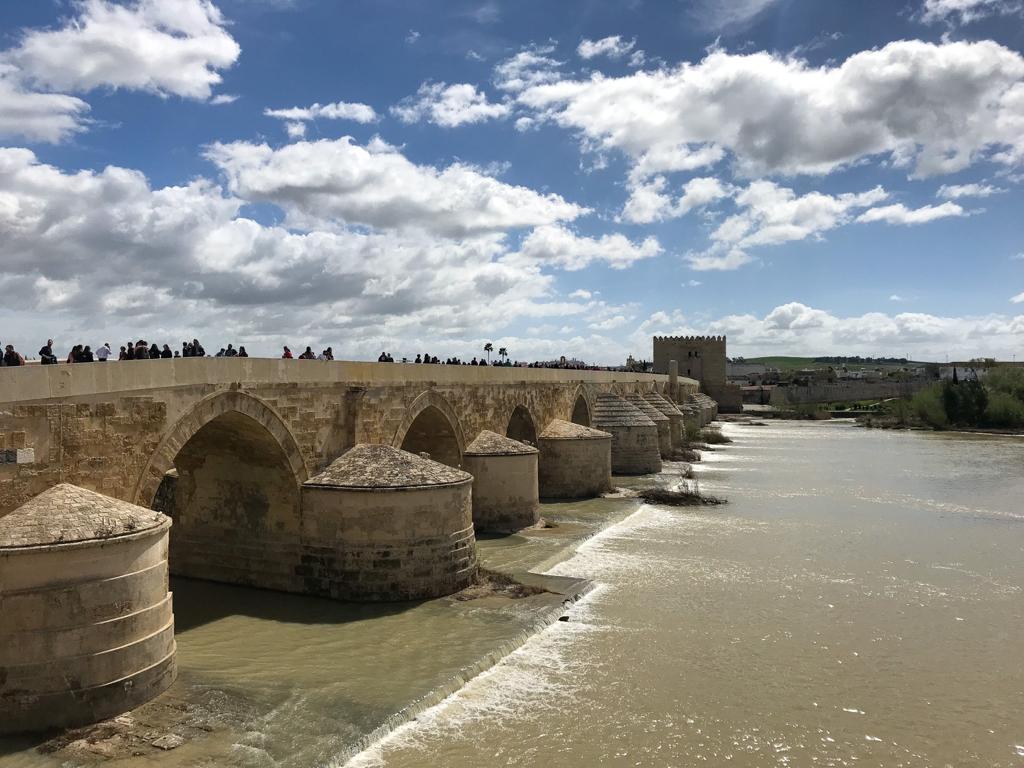 il ponte romano di cordoba