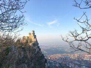 tra le attrazioni più belle di San Marino ci sono sicuramente le sue Tre tORRI