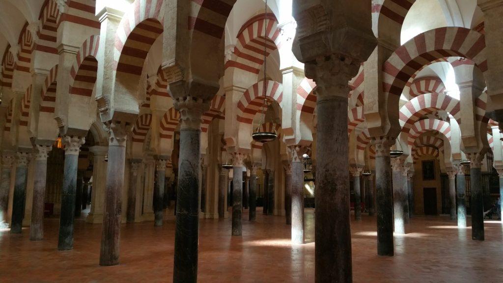 cosa vedere 6 giorni in Andalusia in tempi di Covid: Cordoba, la bellezza della Mezquita