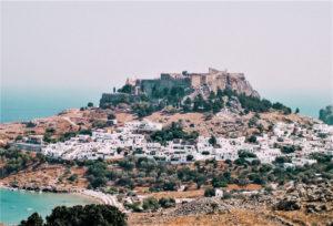 L'isola di Rodi è perfetta per tutti gli amanti della storia e dell'antichità