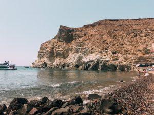 La spiaggia di Kambia è tranquilla e non molto nota, sono sicura che vi farà rilassare