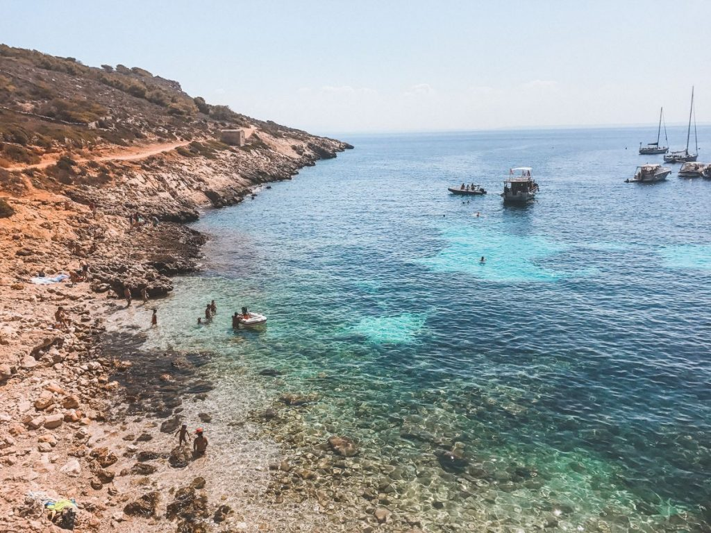 le isole Egadi sono davvero tra le più suggestive isole piccole italiane
