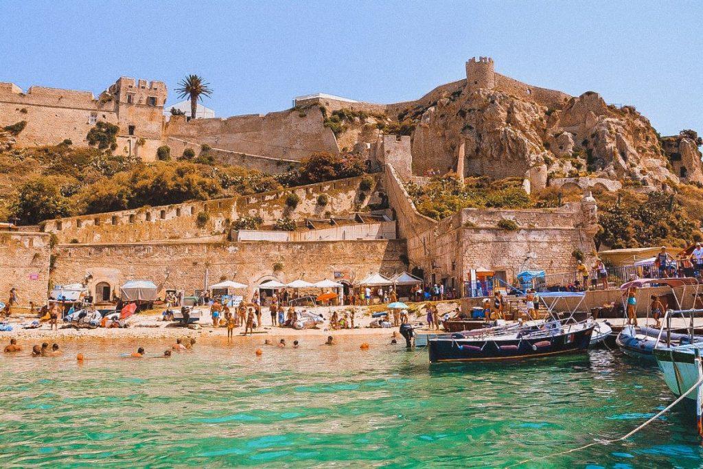 le isole Tremiti, anche dette Diomedee, sono tra le piccole isole italiane più belle