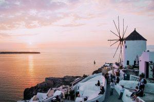 un itinerario che illustra cosa vedere a Santorini in 6 giorni