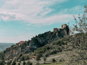 il forte di San Leo che fu la prigione di Cagliostro