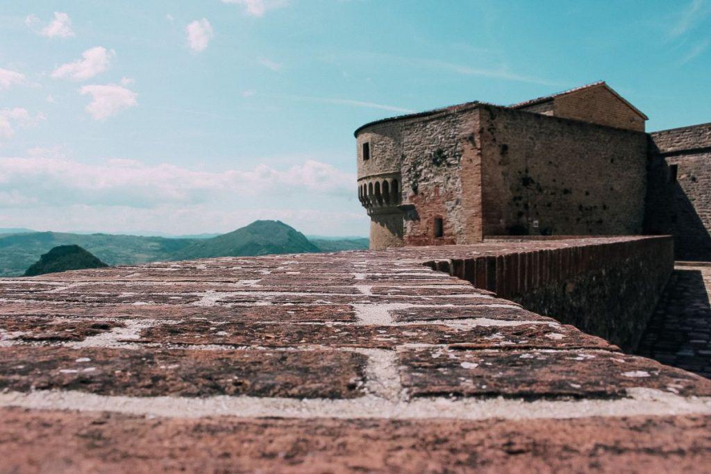 il castello di San Leo ospitò balsamo di Cagliostro finché costui non vi morì