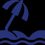 Icona spiagge