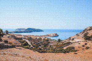 l'isola di Schinoussa è un vero gioiellino non ancora molto noto racchiuso tra le 4 Piccole Cicladi