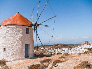 alcune isole greche non sono così note ma sono comunque davvero bellissime