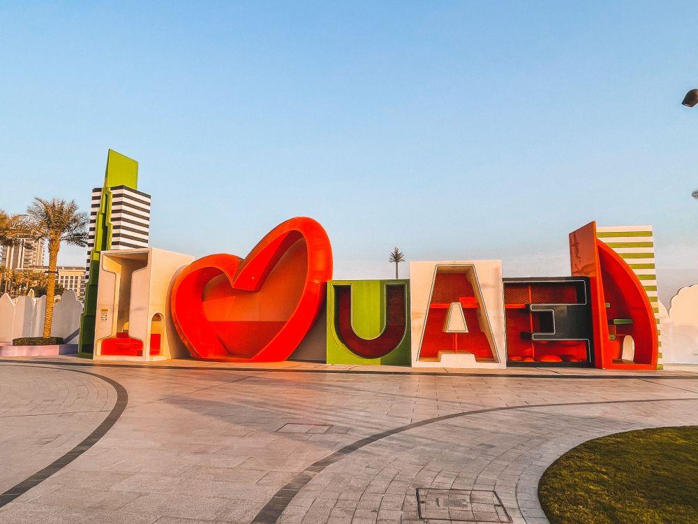davvero iconiche sono le installazioni presso Dubai Creek Harbour