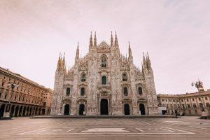 piazza Duomo è una delle piazze più iconiche di tutta Italia