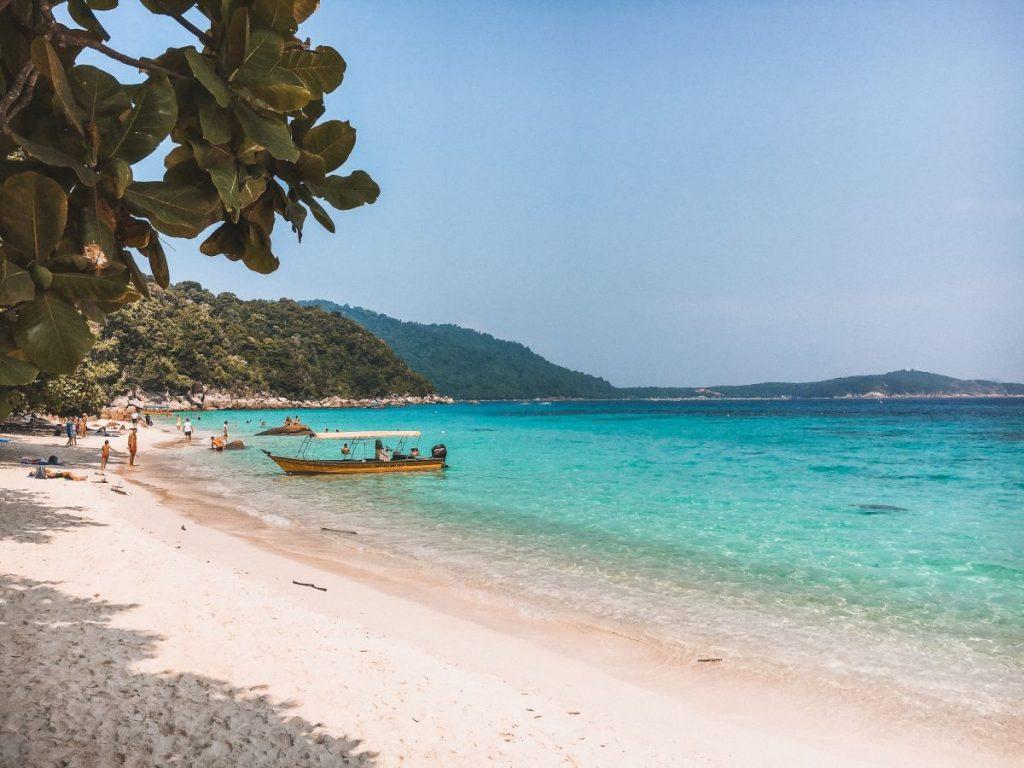 Le isole Perhentian sono davvero uniche e splendide e si trovano in Malesia