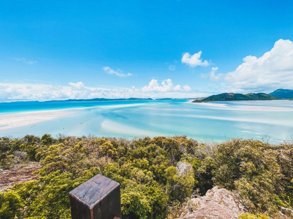 Whiteven Beach è uno dei luoghi più originali e pieni di fascino dell'Australia