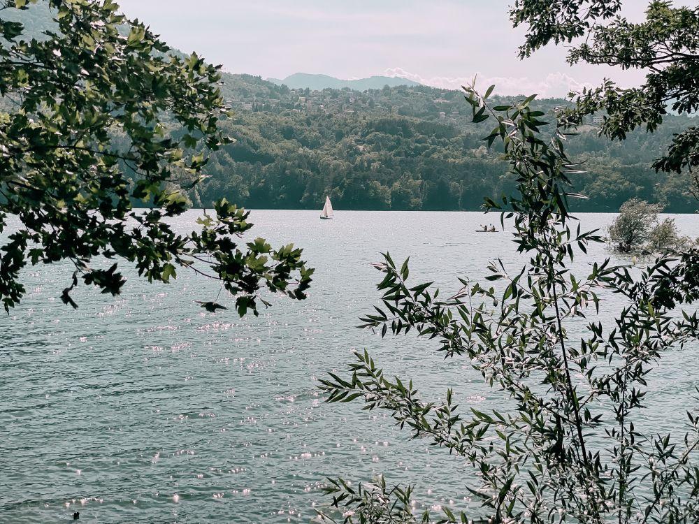 tra le attività che si possono praticare presso il lago di Suviana, una delle più interessanti è sicuramente la barca a vela
