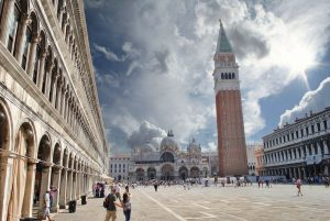 Piazza San Marco è sicuramente tra le piazze più belle d'Italia
