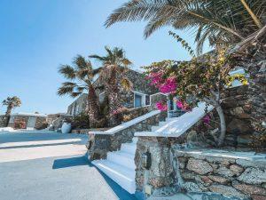 il resort Pietra e Mare dove soggiornare a Mykonos
